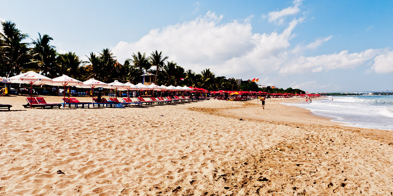 Legian Beach Is One Of The Spots That Recommended To Visit When You Are In Bali Course After Kuta This Spot Offers Same Beauty As What