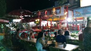 gili's night market