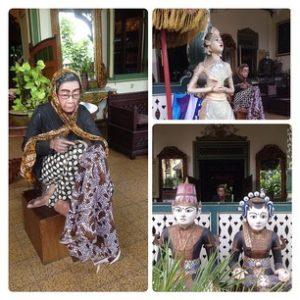 Batik Pramugari Yogyakarta