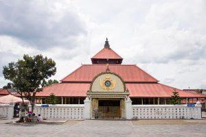 Gede Kauman Mosque Yogyakarta