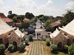 Gedhong Temanten Yogyakarta