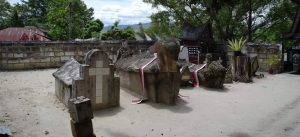 The Tomb of King Sidabutar Samosir