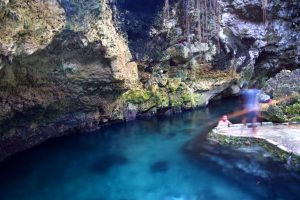 bat cave wakatobi island
