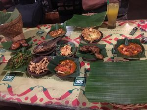 Restauran of Traditional Food in Sukowati