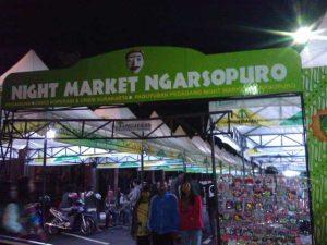 ngarsopuro nightmarket