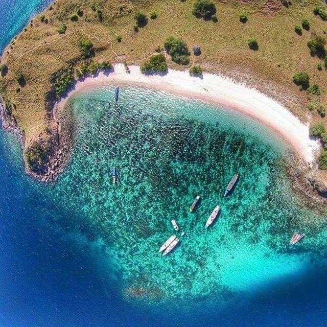 Best Beach Areas Indonesia
