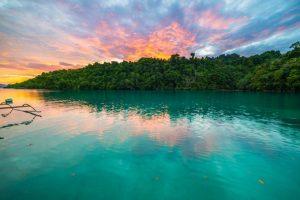 togian island national park