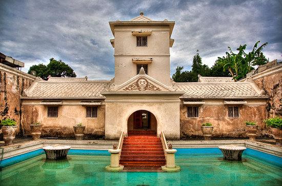 32 Water Castle Yogyakarta Attractions – Taman Sari Complex