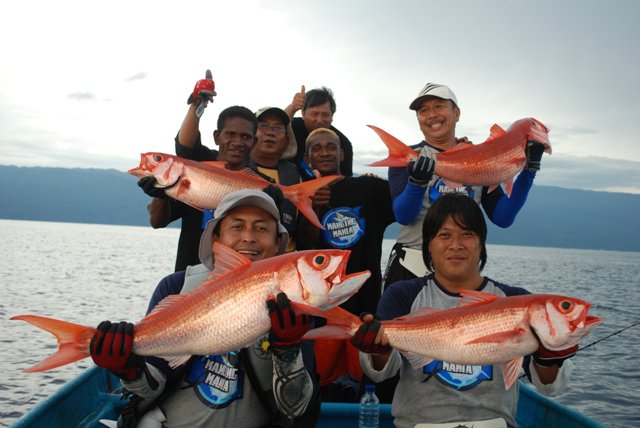15 Best Fishing Spots in Indonesia #No.1 is Amazing