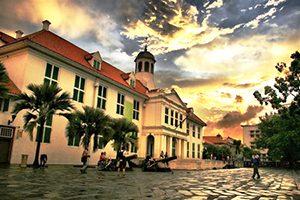 Old-Batavia-City-in-Jakarta