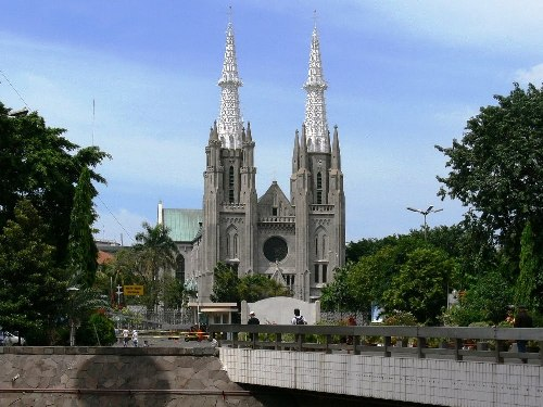5 Wise Things to Do in Cathedral Jakarta