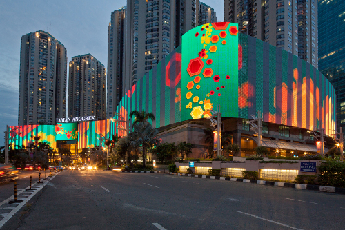 Top 10 List of Largest Shopping Malls in Indonesia