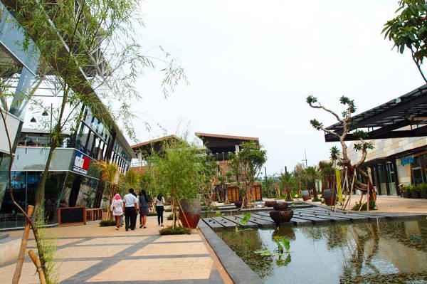 15 Points of Interest in South Tangerang (Natural and Urban)