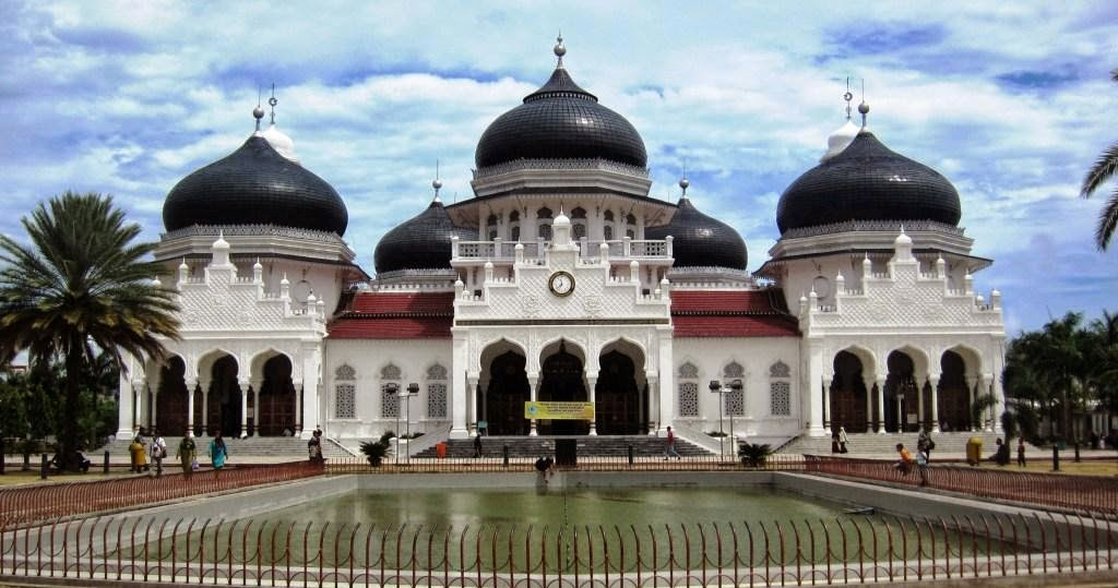 93 Foto Gambar Masjid Raya Paling Keren