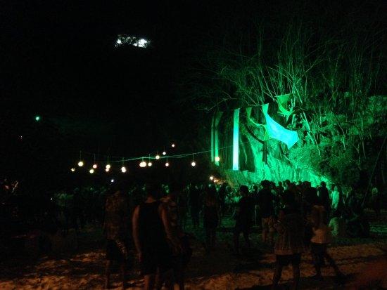 Reggae Beach Party Padang Padang Beach Bali
