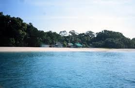tinjil island