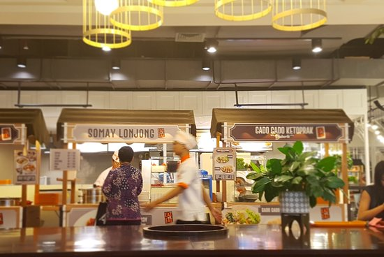 List of The Best Restaurants in Plaza Indonesia