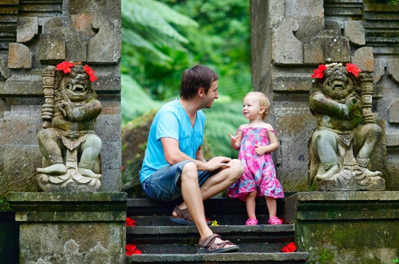 Things to Do in Bali with a 4 years old – Cute and Lovely Areas!