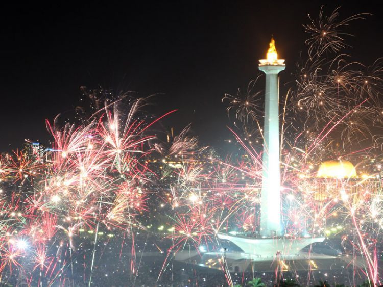 Wonderful Things to Do in Indonesia on New Year's Eve