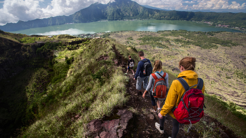 Information About Kintamani Volcano Bali Tour
