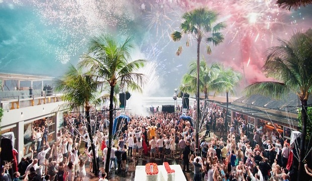 The Beautiful Seminyak Bali New Year's Eve Events
