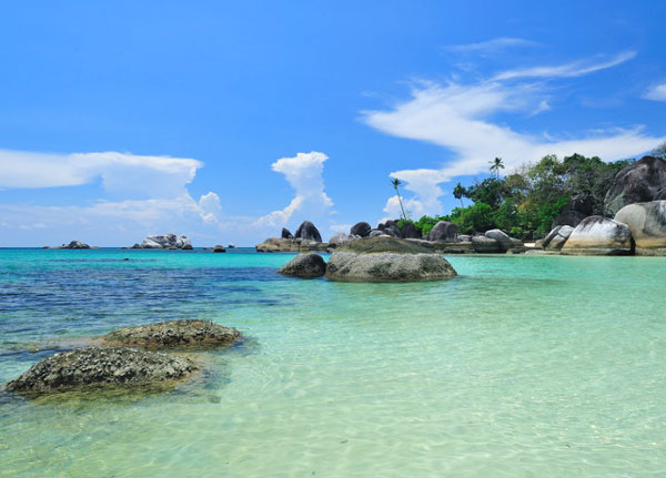 Best Beaches in Bangka Belitung Indonesia
