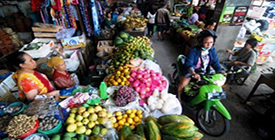 Where to Shop in Semarang - Peterongan Market