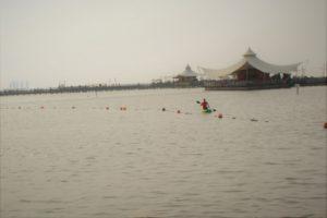 Ancol Lagoon Beach