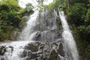 Tujua waterfall is very beautiful