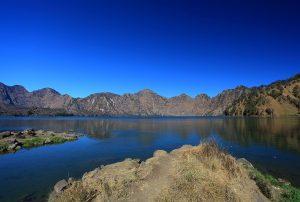 Lake Segara Anak, West Nusa Tenggara, Indonesia