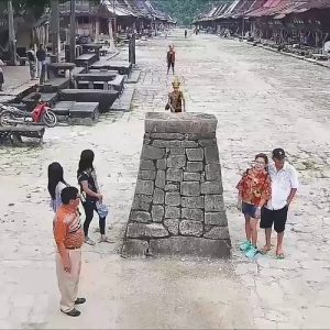 Stone Jumping