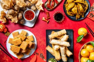 Chinese-Indonesian Foods