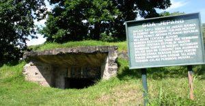 Japan Cave in Baluran National Park