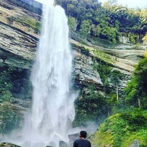 Ampar Jawa Waterfall