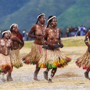 Papuan Traditional Dance