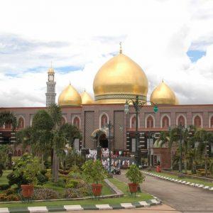 Dian Al Mahri Mosque
