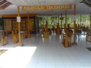 To,b of Tanjungpura's King