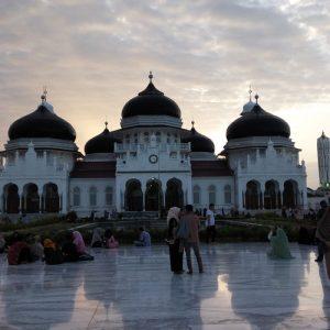Baiturrahman Mosque