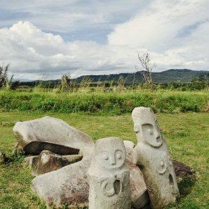 Lore Lindu Megaliths