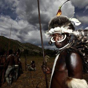 Papuan Warrior