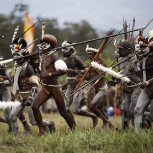 The Tribes War