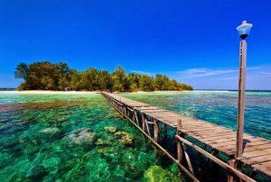 Panjang Island Beach