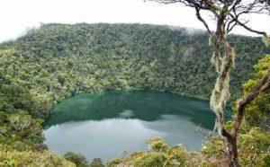 Kumbang Masurai Lake