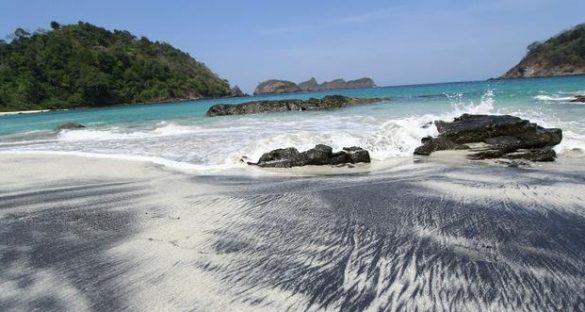 Beaches in Banyuwangi, East Java, Indonesia