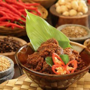 Rice Rendang