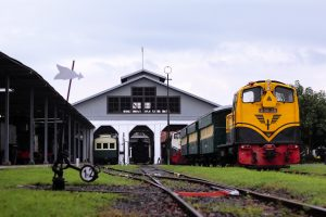 Ambarawa Train Museum