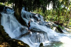 Aek Sijornih Waterfall