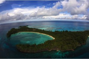 Teluk Cendrawasih National Park