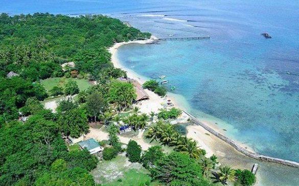 Beaches in Banten