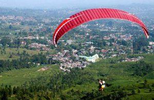 Puncak Bogor Paragliding